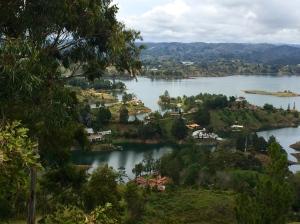 Lago de Guatapé